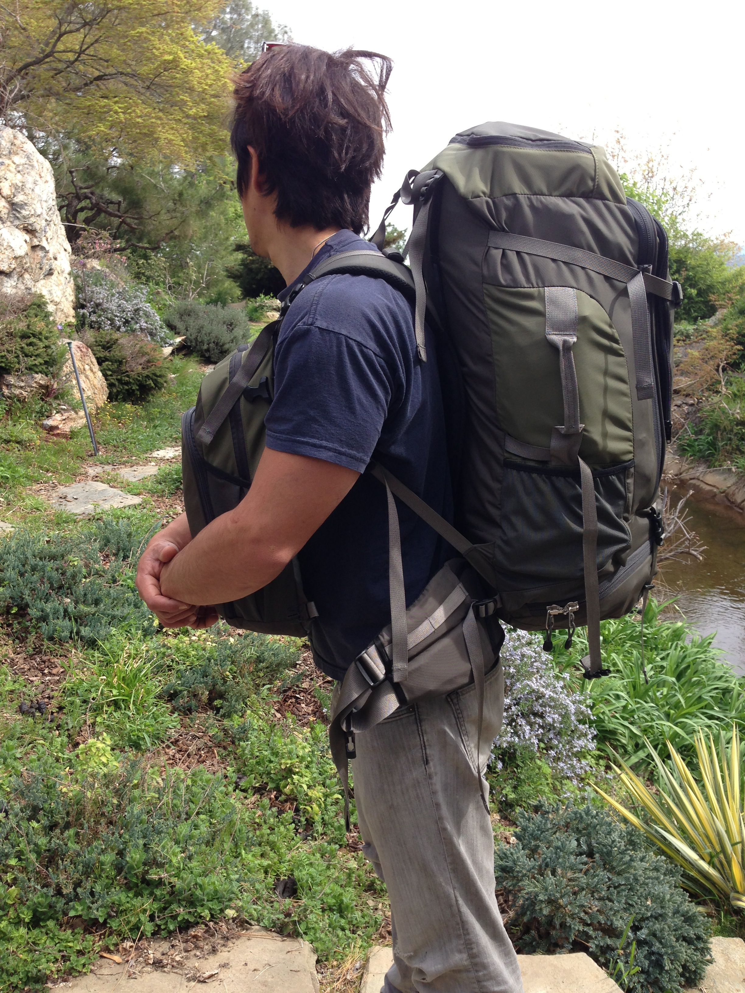 REI Grand Tour Travel Pack Review